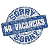 No Vacancies